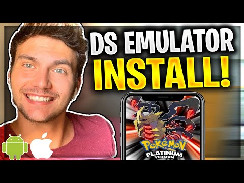 Nintendo DS Emulator For IOS 13/iPhone/Android ✅ Install INDS Emulator NO JAILBREAK/REVOKE