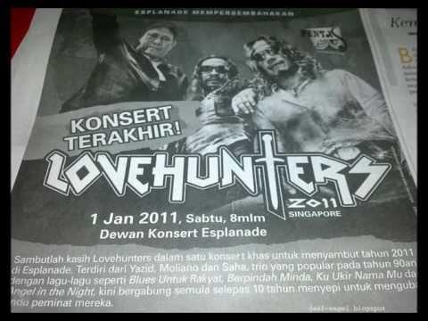 Lovehunters - Teman