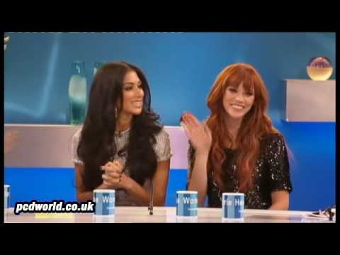 Pussycat Dolls - Interview @ Loose Women (19th November 2008)