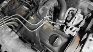 5 cylindres AUDI 90  2.2l KV