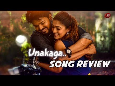 bigil---unakaga-song-review-by-#saran-|-thalapathy-vijay,-nayanthara-|-a.r-rahman-|-atlee-|-ags