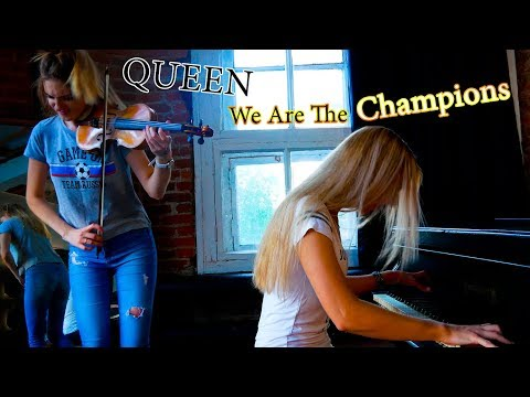 Queen - We Are The Champions (cover by Just Play)