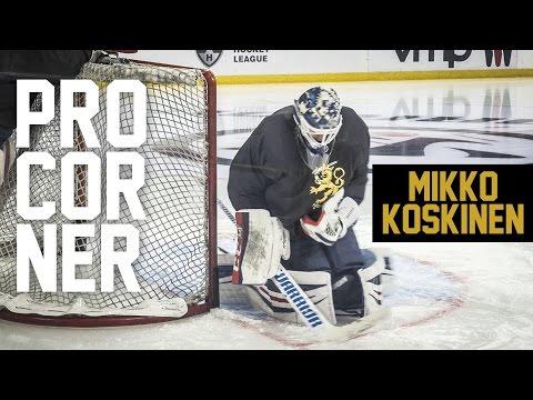 Entiset lupaukset - PRO Corner - Mikko Koskinen (SKA St. Petersburg)