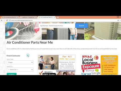 Air Conditioner Parts in Portland OR | AC Maintenance in Oregon | HVAc  Parts Near Me