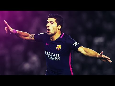 Luis Suárez - Wonder | Skills & Goals | 2016/2017 HD