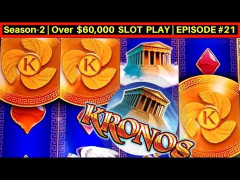 Old School WMS Slot Machines Live Play & Bonus Won | Season-2 | EPISODE #21