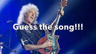 Guess the Queen Song!!