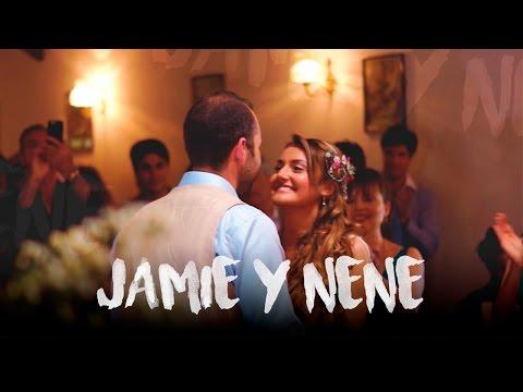 Jamie y Nene: Playa Matanzas 2017