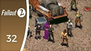 Making friends in Sulik s tribe Let s Play Fallout 2 32