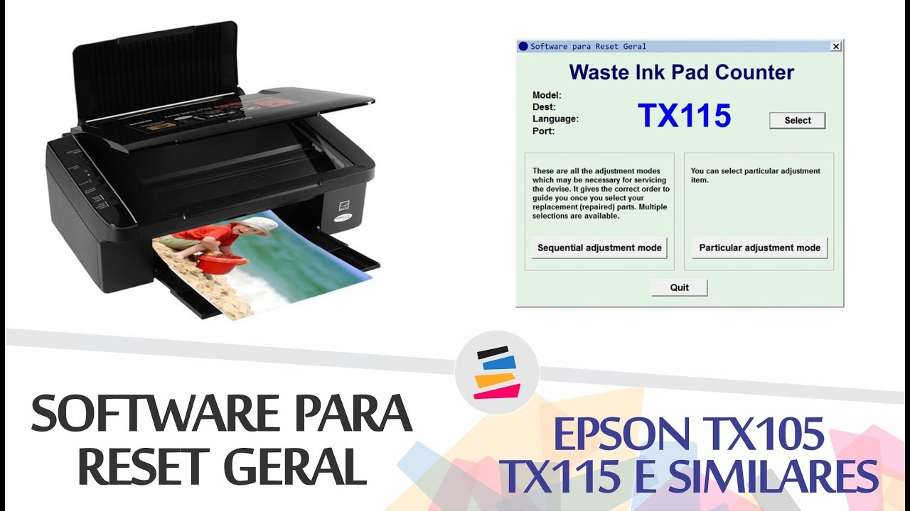 driver instalao impressora epson stylus tx105