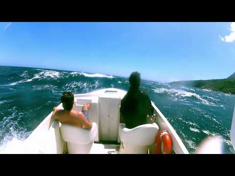 OFFSHORE HEAVY SEA - ILHABELA 9-10-13