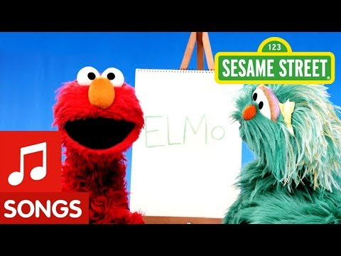 Sesame Street: Elmo Was His Name-O (BINGO)   Elmo's Sing-Along