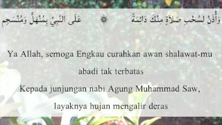 Download Qosidah Majelis Rasulullah SAW - Burdah Imam Bushiri Pasal 10 (Original Record) + Teks