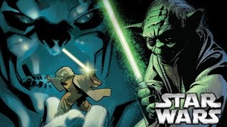 Yoda's Secret War: The Living Mountains of Star Wars - Canon vs Legends