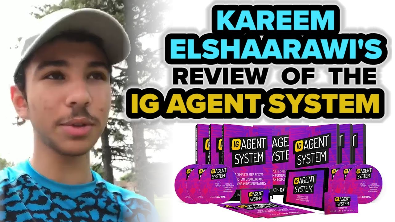 Kareem Elshaarawi's Review of The IG Agent System