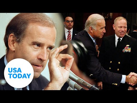 Joe Biden's nearly 50-year career in politics leading up to 2020 presidential election   USA TODAY