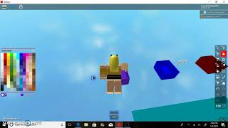MAKING AN EPIC ZIP LINE IN ROBLOX WITH F3X! :O