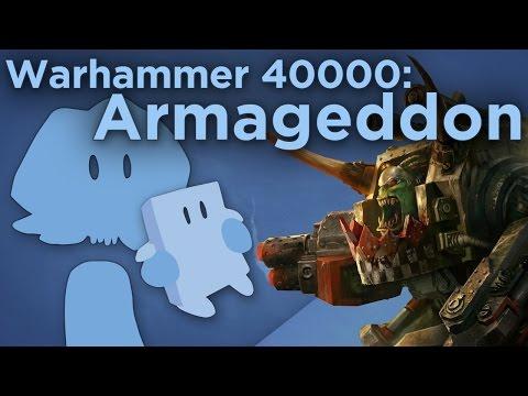 James Recommends - Warhammer 40,000: Armageddon - A License for Wargaming |