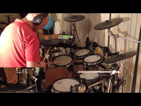 Gin Blossoms - Til I Hear It From You (Roland TD-12 Drum Cover)