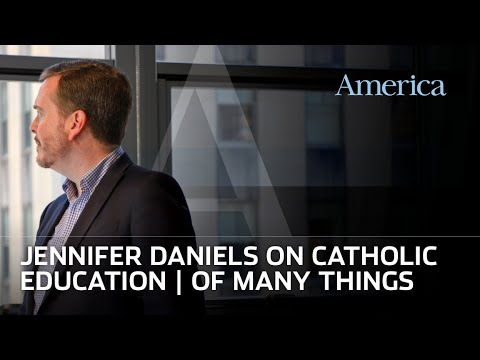 Jennifer Daniels on the financial challenges Catholic schools are facing | Of Many Things