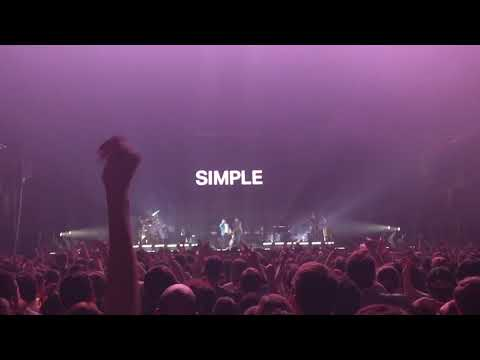 Orelsan - basique ( Accorhotels Arena /26 mars 2018)
