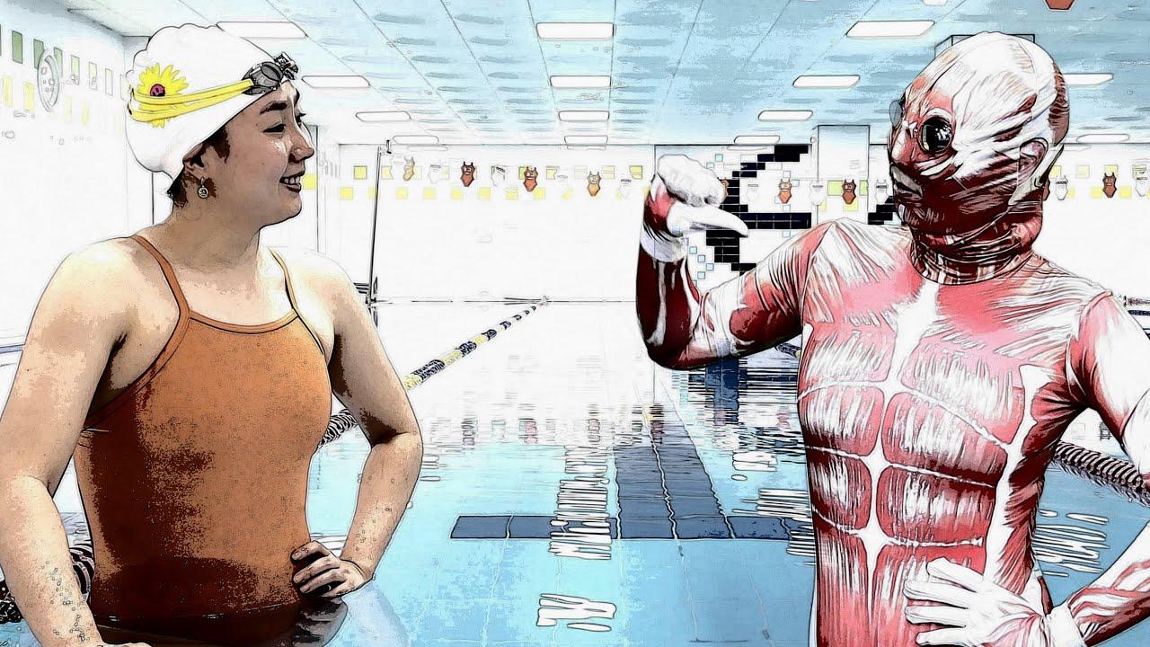 수영과 근육) 머슬이와의 첫 만남