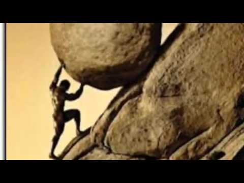Atlas,Sisyphus and Prometheus