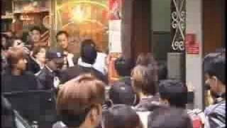 Ayu  衝擊香港 2002