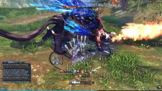 Blade & Soul - Blade Master Animation cancel 90-110ms