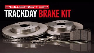 homepage tile video photo for Track Day Brake Kit | PowerStop