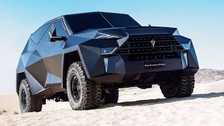 10 Most expensive SUVs in the world