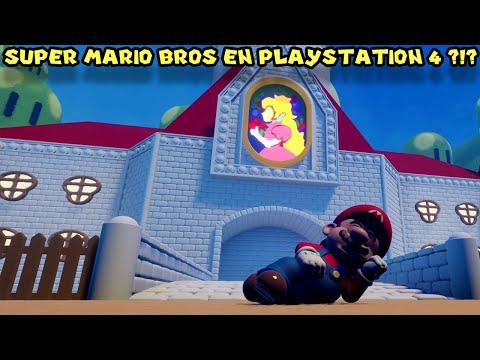 Mario en PLAYSTATION 4 !?! - Jugando Dreams con Pepe el Mago