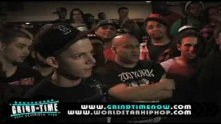 Grind Time Now Presents: Caustic vs 24/7