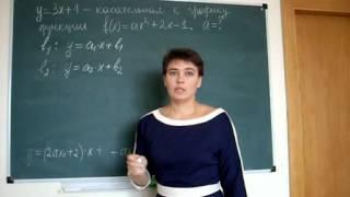 Решение ЕГЭ - задача 7 (001) профильный уровень - видео