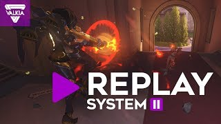 Overwatch Replay Feature Guide!   BEST NEW FEATURE!