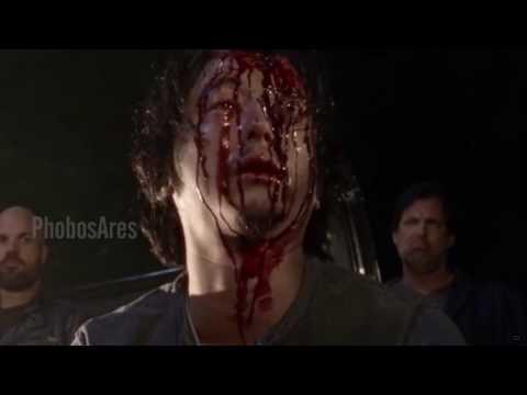 Negan Killing Glenn and Abraham with Daryl Song - 703 Easy Street