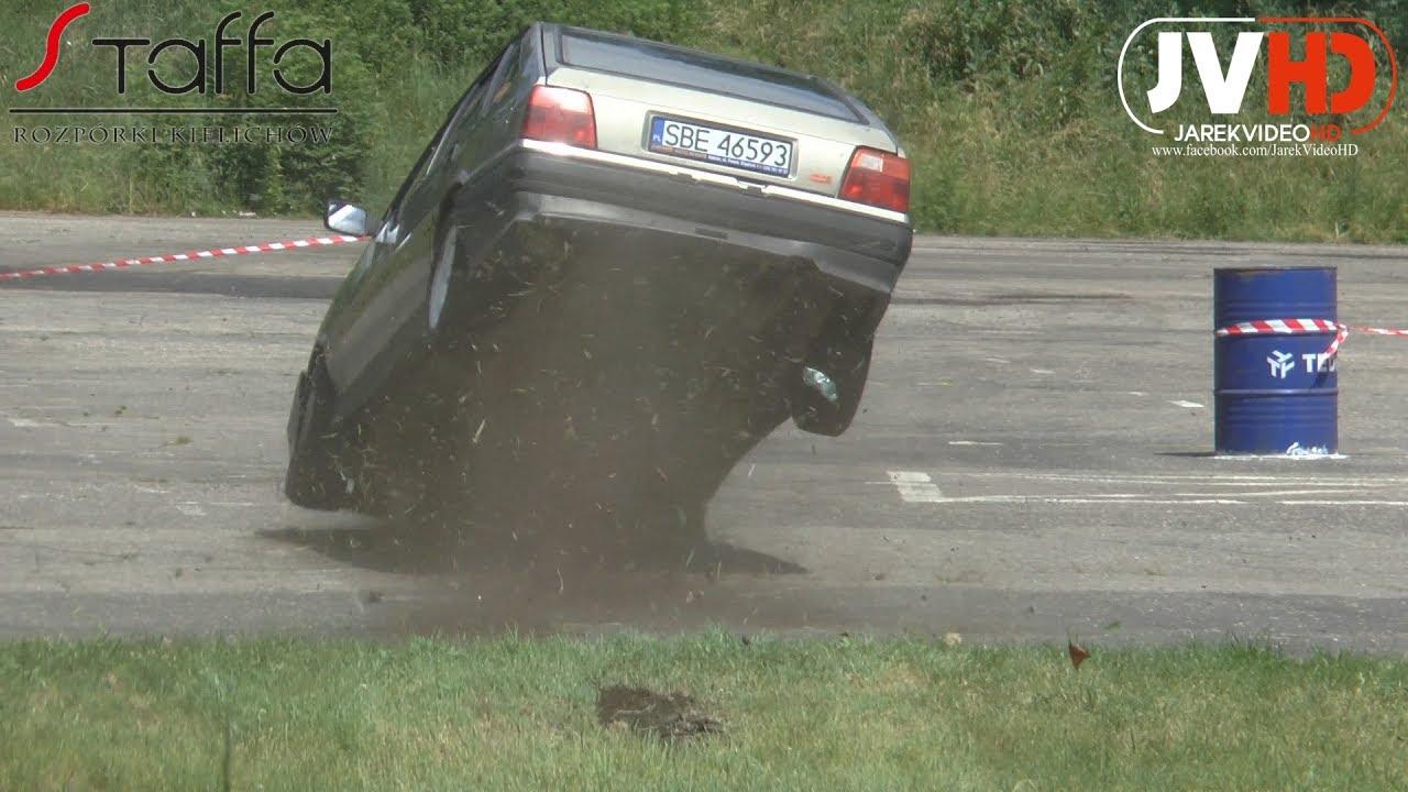Szombierki Rally Cup – Runda II – Action&Crash by JVHD