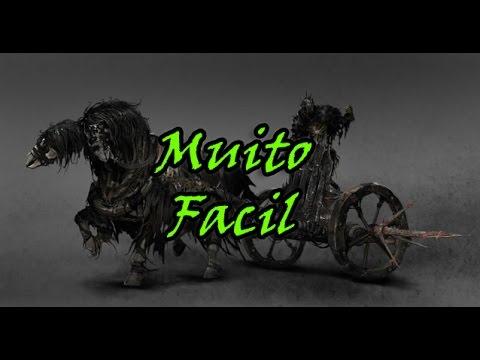 Dark Souls 2 - Bosses IZI MODE: Executioner