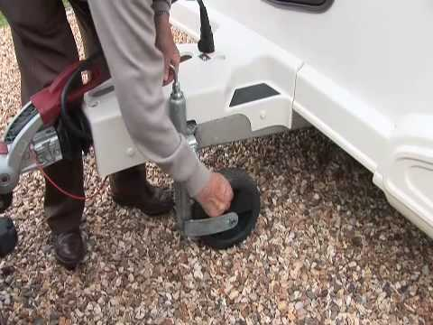 Getting started with your Bailey caravan - Part 1