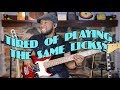 TIRED OF PLAYING THE SAME BASS LICKS? - LICK OF THE WEEK 4 - JERMAINE MORGAN TV