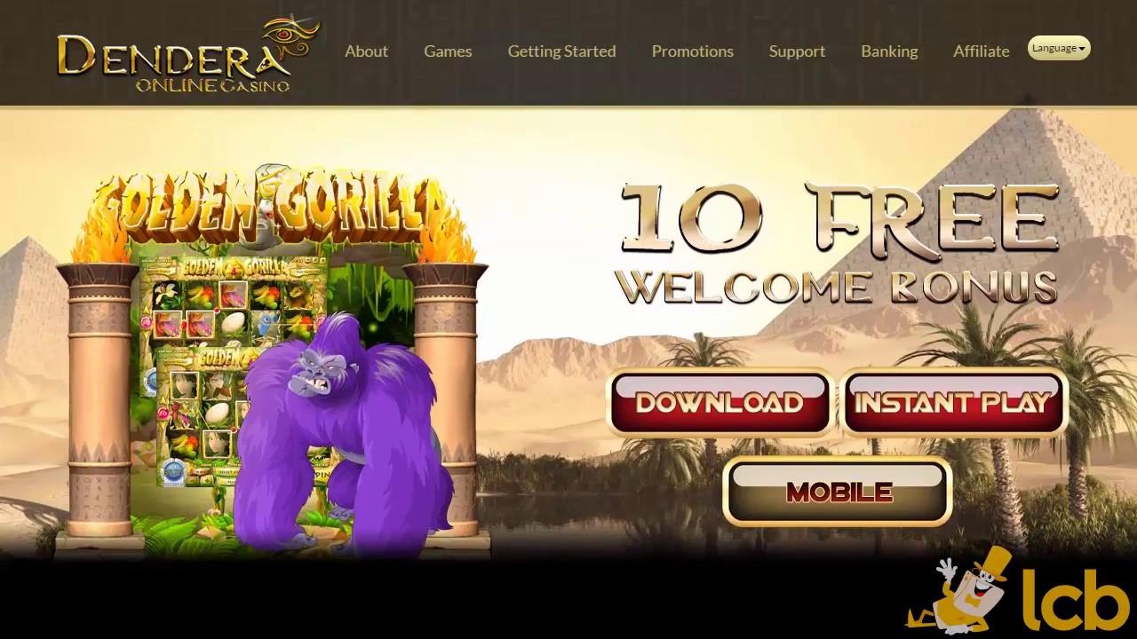 Dendera Casino Review