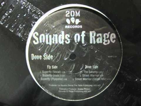 Sounds Of Rage - Street Warrior