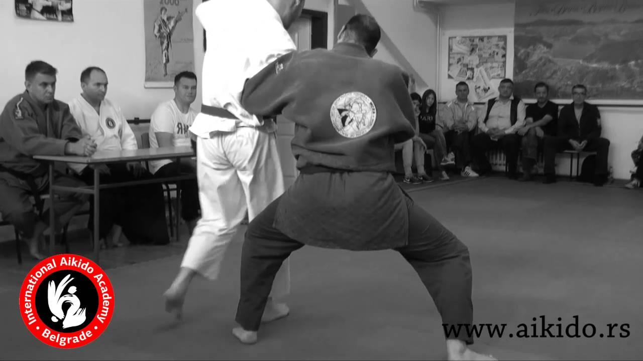 Aikido seminar i polaganje