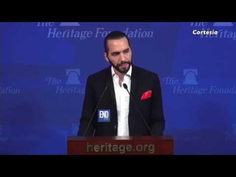 El fuerte mensaje de Nayib Bukele a gobiernos de Nicaragua y Venezuela