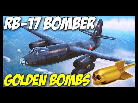 ► RB-17 - Tier 8 Bomber - World of Warplanes Myasishchev RB-17 Gameplay