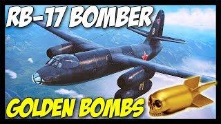 ► RB-17 - Tier 8 Bomber - World of Warplanes Myasishchev RB-17 Gameplay