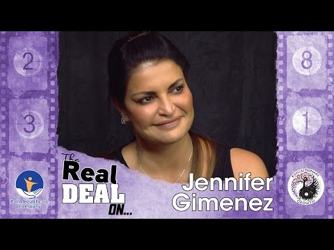 The Real Deal On... Reinvention. Special Guest: Jennifer Gimenez