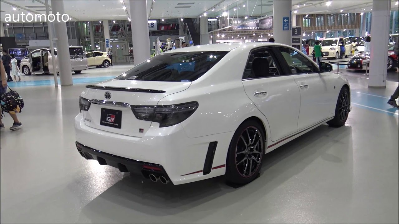 The New Toyota Mark X Sport 2020 Youtube