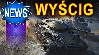 Wielki wyścig - którą maszynę wybierasz? World of Tanks - NEWS