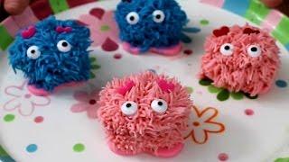 Valentine's Day Mini Cupcake Love Bug Critters
